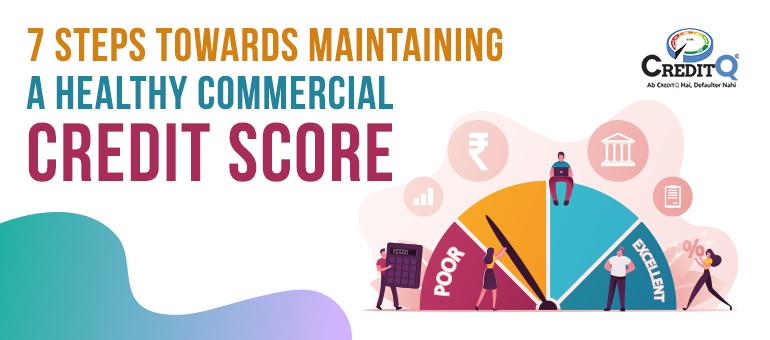 Commercial Credit Score