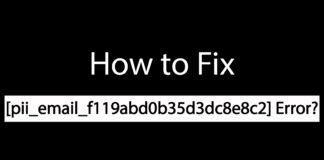 [pii_email_f119abd0b35d3dc8e8c2] Error