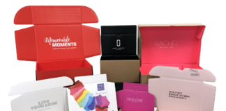 Custom Cosmetics Boxes